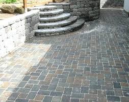 Paving Stone Designs Stylish Patio Paving Stones With Enchanting