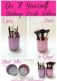 makeup brush holders 17 great diy makeup organization and storage ideas