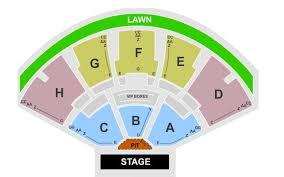 Klipsch Noblesville Seating Chart Klipsch Music Center Summer Concert Schedule Tba
