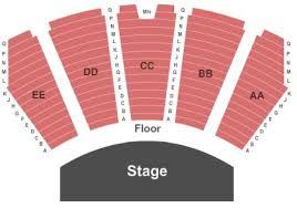 The Orleans Showroom Seating Chart Showroom The Orleans Hotel Tickets And Showroom The