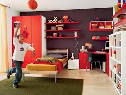 Kids Room. Kids Room Desks Best 10 View 2016: Corner L Shape Red ...