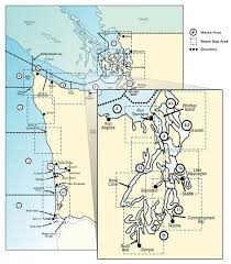 Tide Chart Long Beach Wa Washington Public Clam And Oyster Beaches Map And Info On