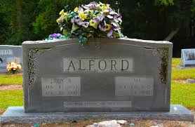 Alma Alexander Alford (1890-1957) - Find A Grave Memorial