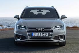 Audi A4 Front Lights 2019 Audi A4 Avant Grey Front Autobics