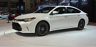 2018 avalon.  Avalon 2018 Toyota Avalon Redesign For T