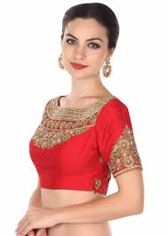 Latest Blouse Design Images Glamorize Your Style With The Latest Blouse Designs Online