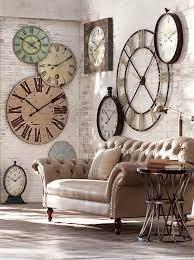 large wall clock decor clock decor