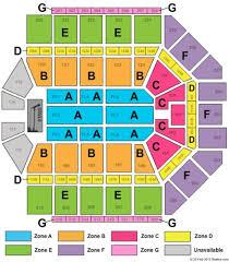 Van Andel Arena Seating Chart Wrestling Van Andel Arena Tickets Van Andel Arena In Grand Rapids