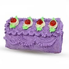 Red ribbon philippines' mamons are available in a few flavors: Ube Roll Cake Red Ribbon