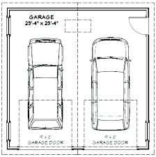2 car garage door size average 2 car garage size garage size for two cars garage