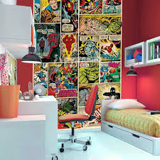 >marvel comics deco wallpaper mural marvel comics gift ideas for  marvel comics deco wallpaper mural