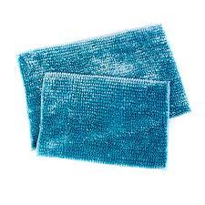 chenille bath rugs