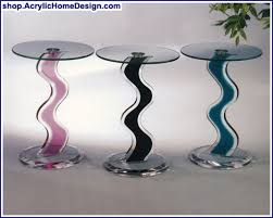 occasional table with 18 inch round glass table top included
