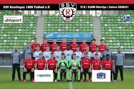 U19 - SSV Reutlingen 1905 Fussball e.V.