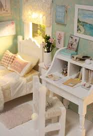 shabby chic office accessories. Interior And Furniture Design: Unique Shabby Chic Desk Of Salon This Is The Second Story Office Accessories