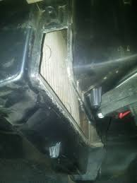 Installing a cabin air filter - Hummer Forums - Enthusiast Forum ...