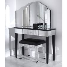 Console Tables: Romano Mirrored Console Table In Bedroom, Romano  With  Romano Mirrored Console