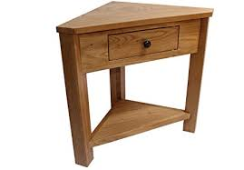 telephone hall table. Oak Corner Unit Console Telephone Lamp Table Hallway Plant Stand Hall Furniture New A