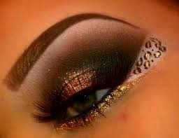 cool eye makeup crazy cool eye makeup leopard