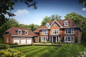 Awesome Good 6 Bedroom Homes #4: Eversley House. Evesley House 6 Bedroom Detached  House