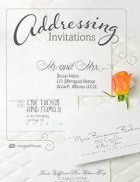 addressing wedding invitations magnetstreet weddings Wedding Invitation Address Protocol addressing & mailing wedding invitations Wedding Invitation Etiquette