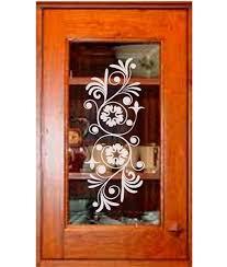 home door glass kitchen cabinet glass decorative glass door