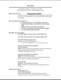 Administrative Assistant Resume Objective Enchanting Administrative Assistant Resume Objective Resume Objective Sales