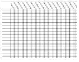 White Incentive Chart Creative Shapes Incentive Chart Horizontal White 28 X 22