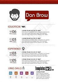 Free Resume Template The Only One Youll Ever Need Dadakan Format