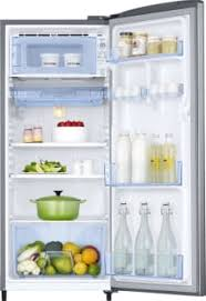samsung refrigerator. samsung rr22m272zs8 212 litres 3 star single door refrigerator