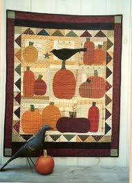Country Threads :: Fall Quilt Patterns :: One Crow Quilt Pattern ... & Country Threads :: Fall Quilt Patterns :: One Crow Quilt Pattern | quilt |  Pinterest | Fall quilts, Crows and Patterns Adamdwight.com