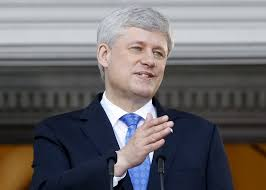 Stephen Harper of Canada, Hoping to Extend Conservatives' Hold, Calls  Elections - The New York Times