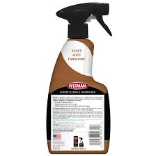 2 pack weiman leather cleaner conditioner 16 fl oz com