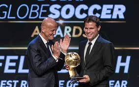 Felix Brych (Best Referee of the Year) - Globe Soccer Awards