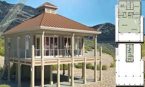 Inspirational Beach House Plans On Pilings Lovely Plan Luxury House Plans On Stilts