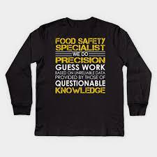 Food Safety Specialist Food Safety Specialist We Do Precision Guess Work