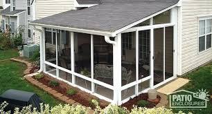 screened in patio kits and lanai patio porch enclosures screen repair options 72 diy aluminum screen idea screened in patio kits