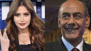 بسبب أزمتها مع أحمد بدير.. مي العيدان تقاضي الإعلامي سيد علي
