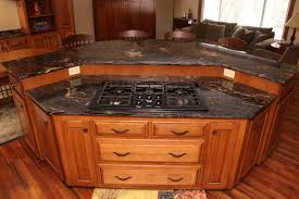 Kitchen Island Layout Kitchen Layouts With Island Cooktop House Decor