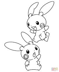 Disegno Di Pokemon E Taillow Da Colorare Disegni Da Colorare E Con