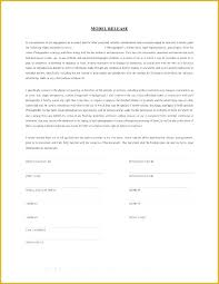 Basic Liability Waiver Form New Photography Waiver Template Simple Model Release Form Photography
