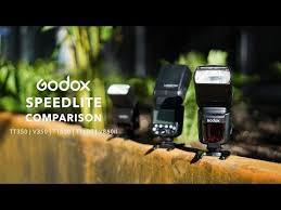 Godox Speedlite Flash Comparison What Flash Should You