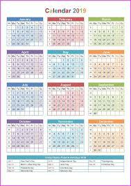 8x11 Calendar Pick 2019 Yearly Calendar Printable 8x11 August The Best