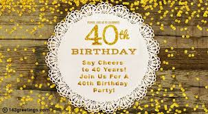 50 best birthday invitation wording