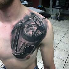 40 Kotevní Tetovací Vzory Pro Muže Námořní Nápady