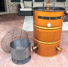 55 gallon drum smoker kit complete parts kit for gallon ugly drum smoker 55 gallon drum smoker