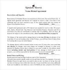 Venue Contract Template Example Of Wedding Venue Contract Template Uk 7893