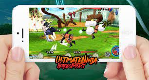 Narutimate Fights Of Ninja Heroes Impact for Android - APK Download