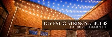 diy garden string lights. diy patio strings and bulbs diy garden string lights o