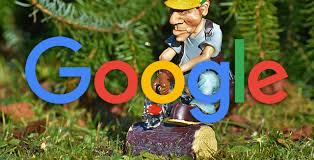 google tells webmaster to cut down on similar content pages